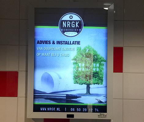 Spiegelposter NRGK