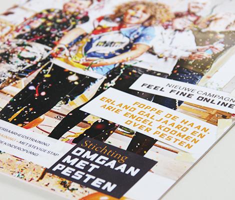 Magazine Stichting Omgaan Met Pesten